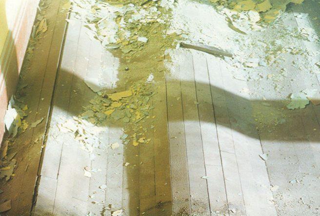 Warped Floor Boards