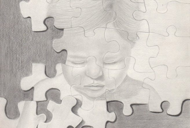 Art1 Anonymous Puzzle Child