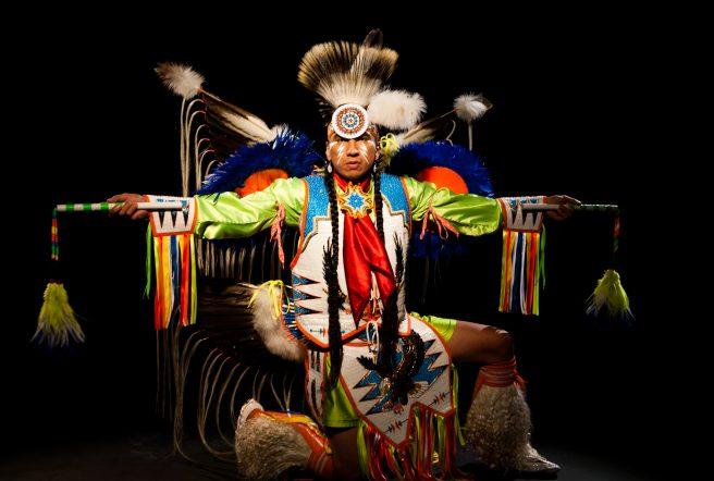 Native Pride Dancer 1