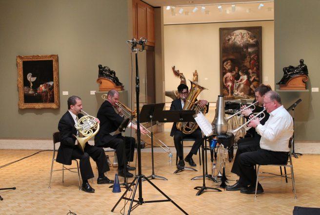Wisconsin Brass Quintet 2