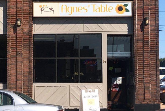 Agnes Table