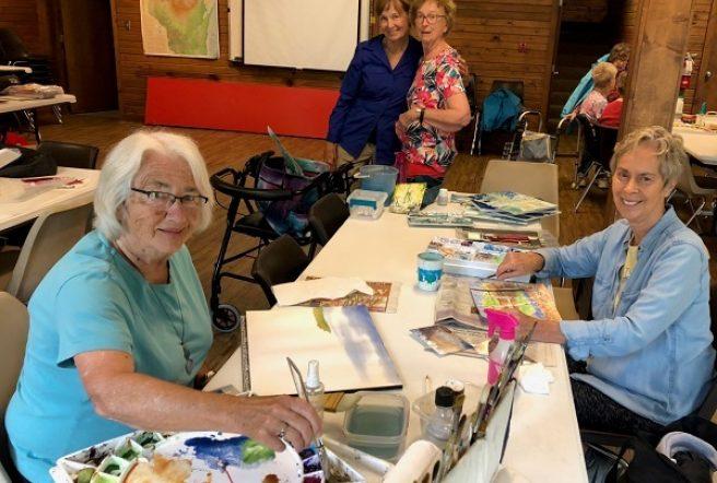 Cv Watercolor Artists Small